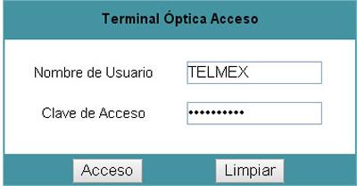 Cambiar nombre de red de Telmex Infinitum