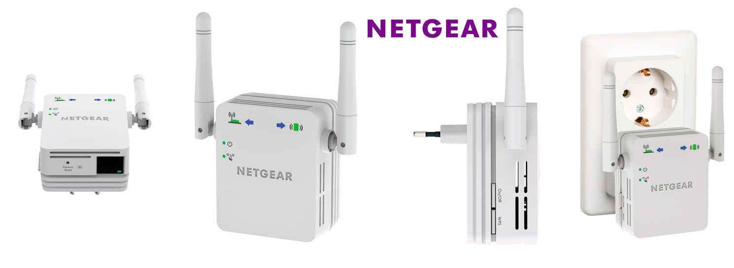 comprar extensor wifi Netgear WN3000RP