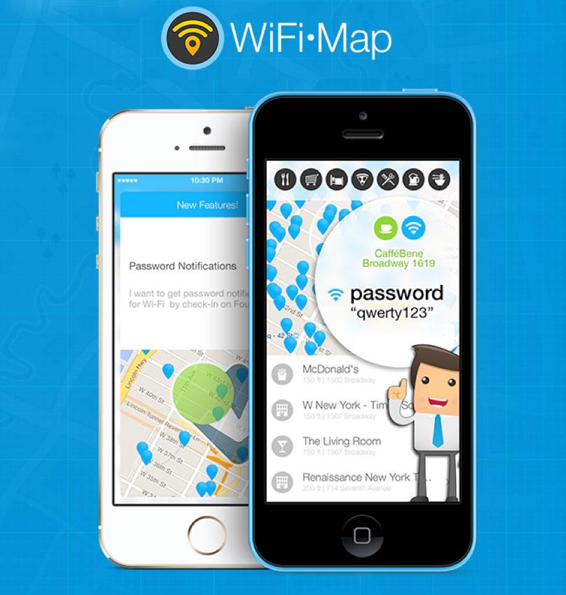 WiFi Map Pro Descifrar contraseñas WiFi