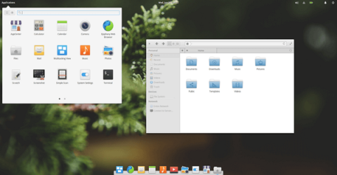 Elementary OS Linux