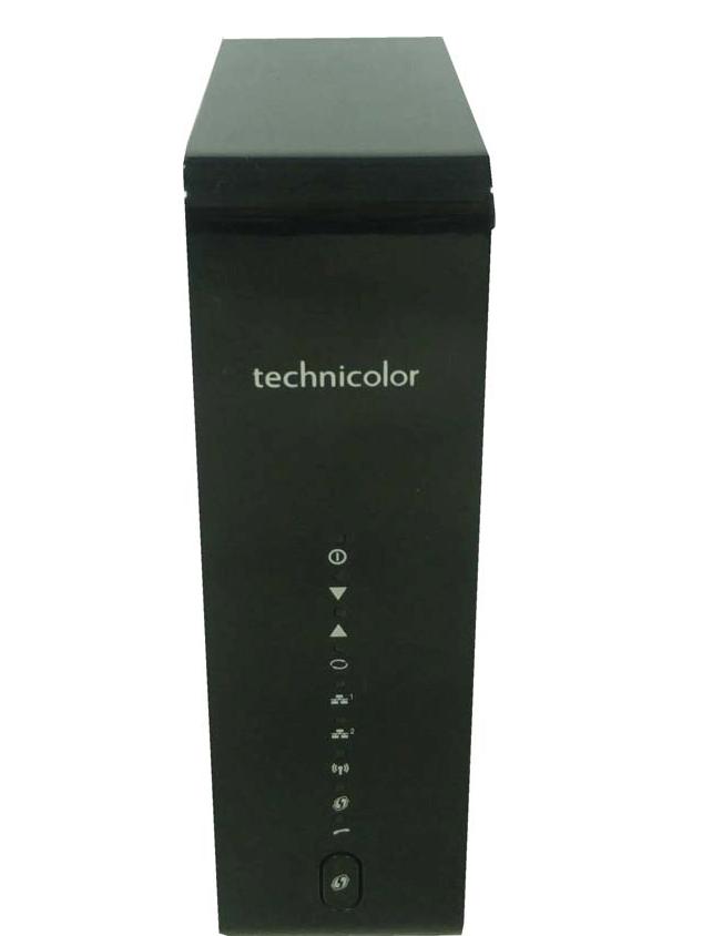 cambiar contraseña Módem Technicolor CGA0101