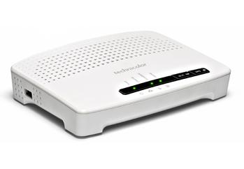 cambiar contraseña modem technicolor arnet