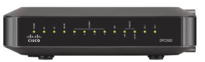 cambiar contraseña Módem Cisco DPC3928S