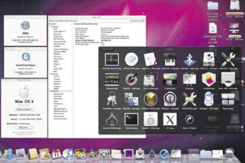 Mac OS X 10.5 Snow Leopard