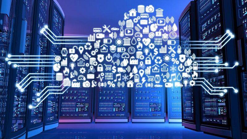 qué es un servidor informático