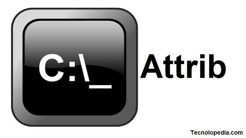 Comando Attrib en Windows: cómo usarlo para eliminar virus