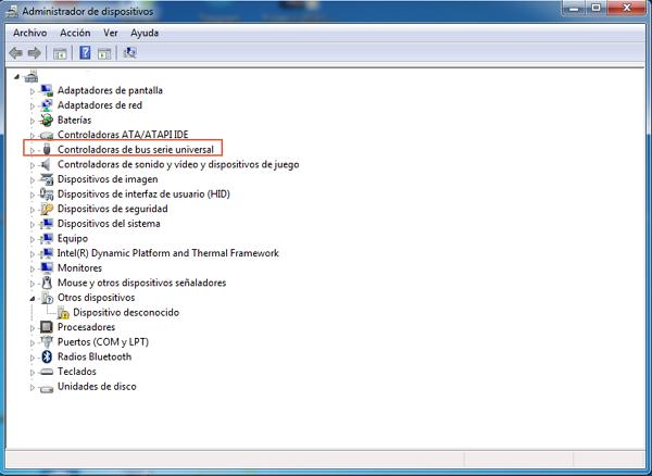 Actualizar controladores con el administrador de controladores paso 3