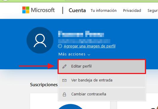 Cómo cambiar el nombre de usuario de Windows 10 mediante el panel de control paso 7
