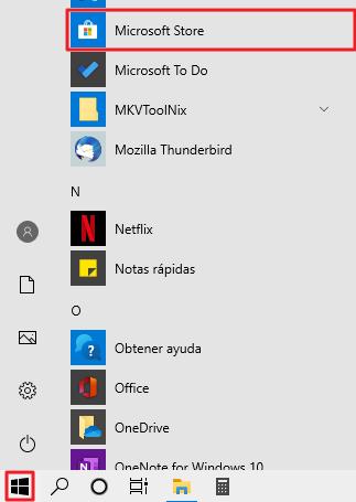 Cómo desactivar las actualizaciones de aplicaciones paso 1