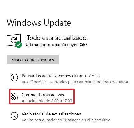 Cómo desactivar las notificaciones de actualización paso 3