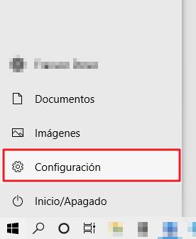 Cómo girar la pantalla desde las configuraciones paso 1