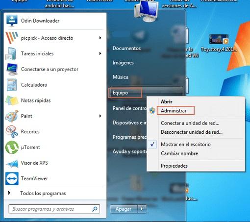 Cómo formatear con herramientas de Windows paso 1