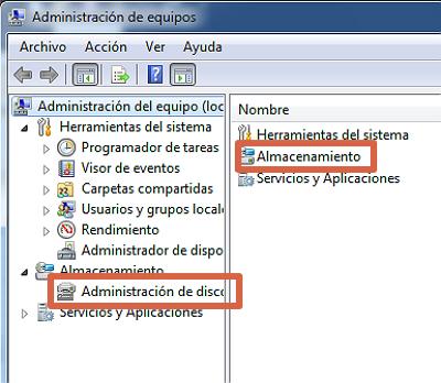 Cómo formatear con herramientas de Windows paso 2