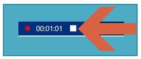 Como grabar pantalla de PC en Windows 10 paso 5
