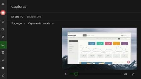 Cómo grabar pantalla de Windows 10 con Game Bar paso 4