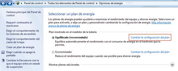 Corregir flujo de energía paso 3