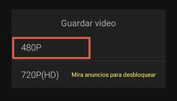 Cortar videos con Video Editor paso 6