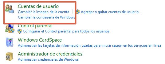Quitar la contraseña en Windows 7 paso 3