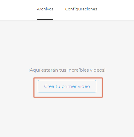Recortar videos con Clideo video cutter paso 5