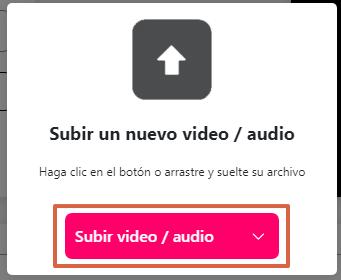 Recortar videos con Veed paso 5