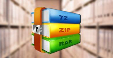 descomprimir archivos RAR