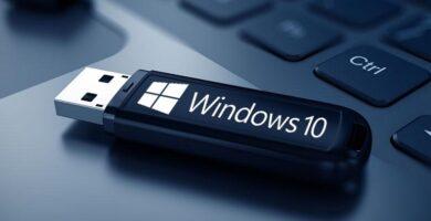 cómo instalar windows 10 desde una usb