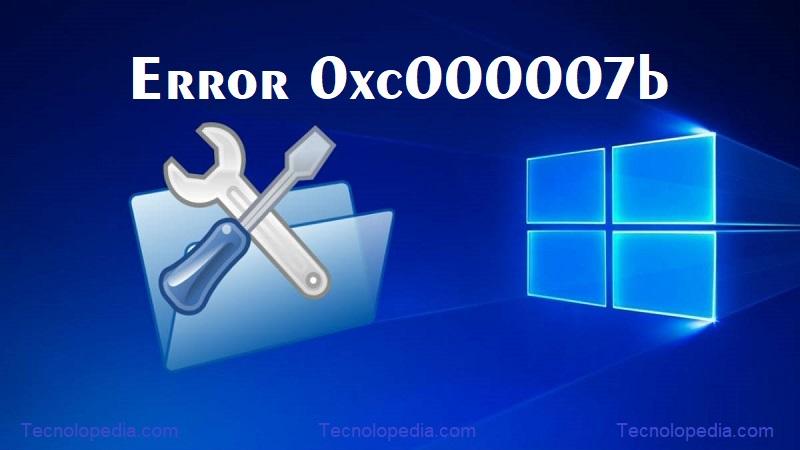 Error 0xc000007b que es