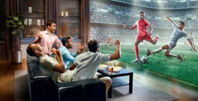 páginas web para ver futbol