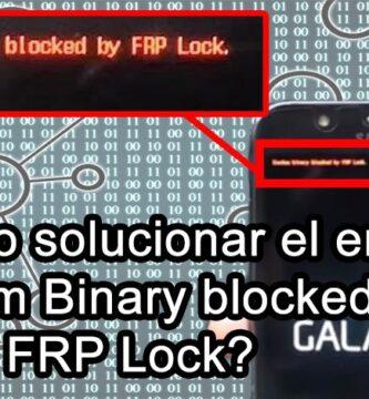 Custom binary blocked by FAP o FRP lock