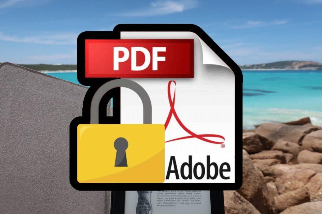 quitar contraseña pdf