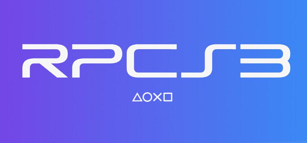 RPCS3 mejor emulador de ps3 para pc