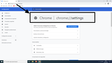 Chrome_settings