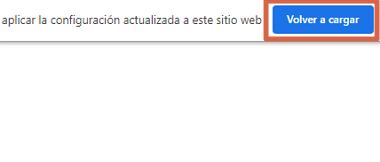 Cómo activar Adobe Flash Player en Google Chrome desde el botón de seguridad paso 3