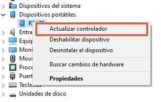 Cómo reinstalar el driver del teléfono en la computadora paso 4