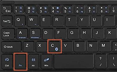Cómo saber si tu laptop tiene Bluetooth a partir del teclado