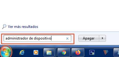 Cómo saber si tu laptop tiene Bluetooth paso 1