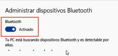 Cómo saber si tu laptop tiene Bluetooth paso 5