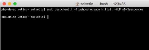 Configura tu DNS MAC OS