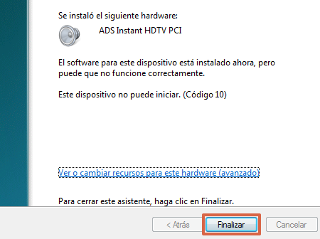 Ningún dispositivo de audio instalado en Windows solución paso 11