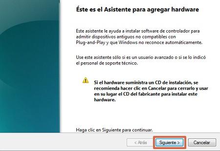 Ningún dispositivo de audio instalado en Windows solución paso 6