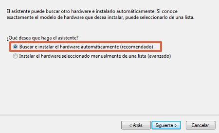 Ningún dispositivo de audio instalado en Windows solución paso 7