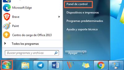 Actualizar Windows 7 paso 1