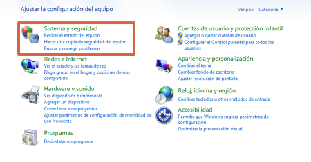 Actualizar Windows 7 paso 2