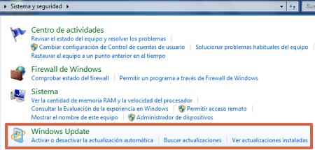 Actualizar Windows 7 paso 3