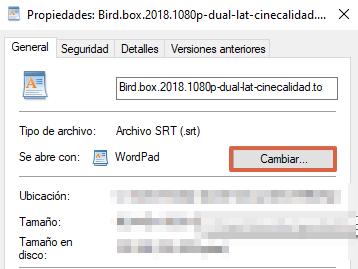 Cómo abrir un archivo SRT paso 2