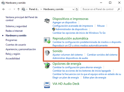 Cómo activar la mezcla estéreo en Windows paso 3