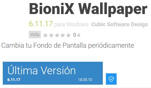 Cómo poner fondos de pantalla en movimiento en la PC BioniX Wallpaper