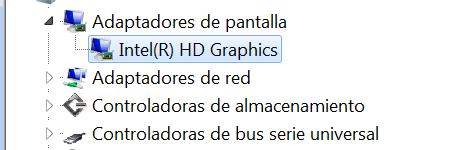 Cómo saber qué placa de video tiene tu PC desde el administrador de dispositivos paso 2