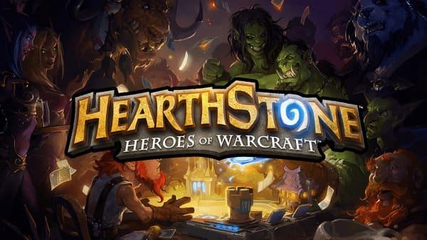 HeartStone Heroes of WarCraft