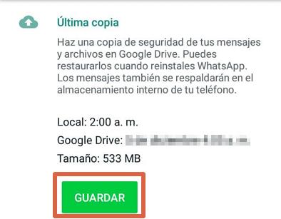 Ajustes previos para descargar WhatsApp Plus en Android
